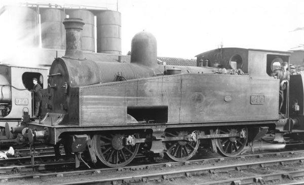 RR A Class in faded livery