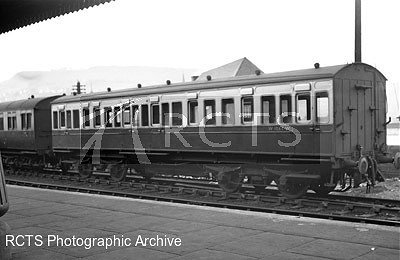 Rhymney Railway 47' 9rdquo; All 3rd Coach